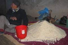 Erster Haarschnitt - Chudakarana - Festmahl - Reisflocken