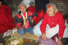 Erster Haarschnitt - Chudakarana - Festmahl - Uroma und Biraj