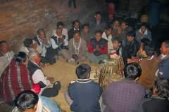 Erster Haarschnitt - Chudakarana - Festmahl - Gemeinsames Singen