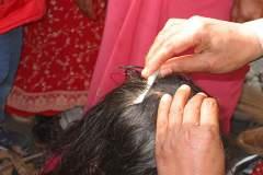 Erster Haarschnitt - Chudakarana - Der erste Schnitt