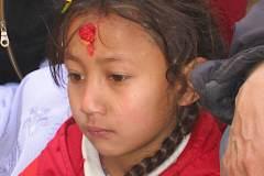 Erster Haarschnitt - Chudakarana - Biraj bei Zeremonie