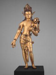 Bodhisattva Padmapani Lokeshvara (MET Museum)