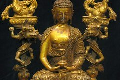 Amitabha Statue (Neuware)