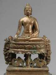 Akshobhya Buddha (MET Museum)