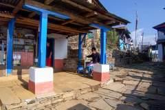 Tag 2: Dhampus nach Landruk
