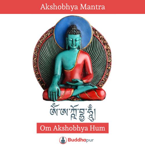 Akshobhya Mantra Om Akshobhya Hum