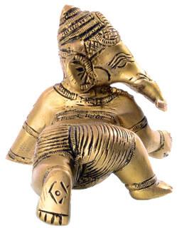 Ganesha als Kind - Bala Ganapati