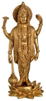 Vishnu - Hindu Gott