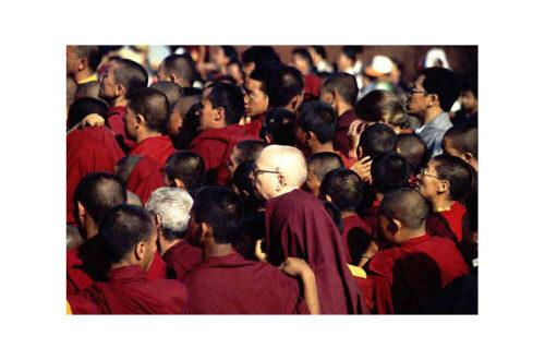 Sangha buddhistische Gemeinschaft Mönche