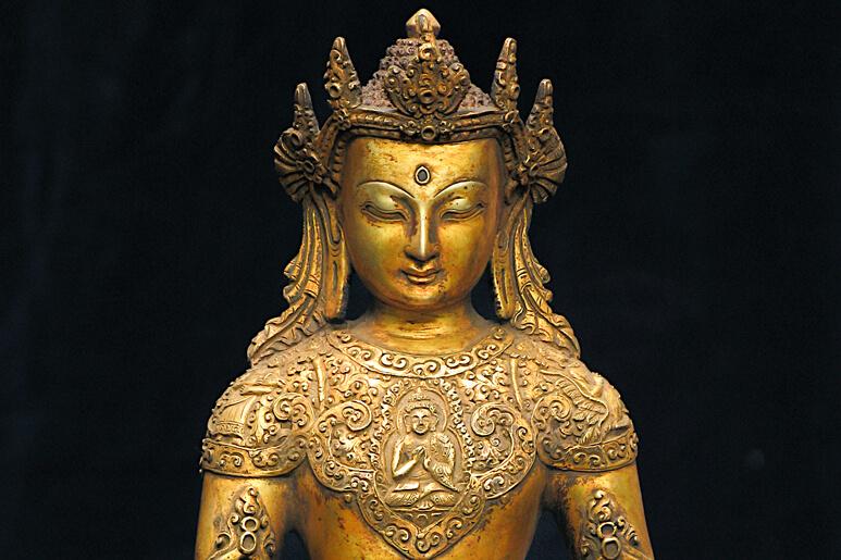 Shakyamuni Buddha-Statue