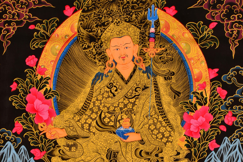 Thangka Padmasambhava